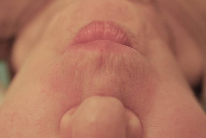 codice a barre labbro superiore
