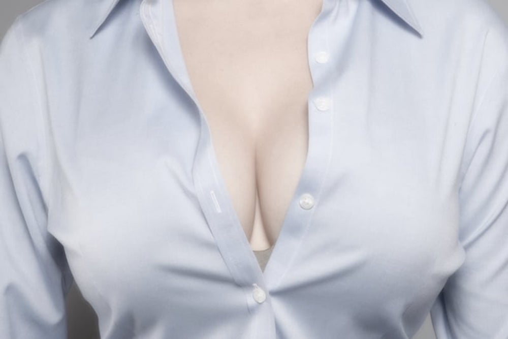 SENONATURALE = aumento volumetrico del seno