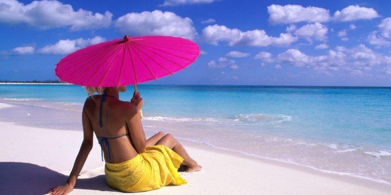 Prendere il sole sul seno è pericoloso